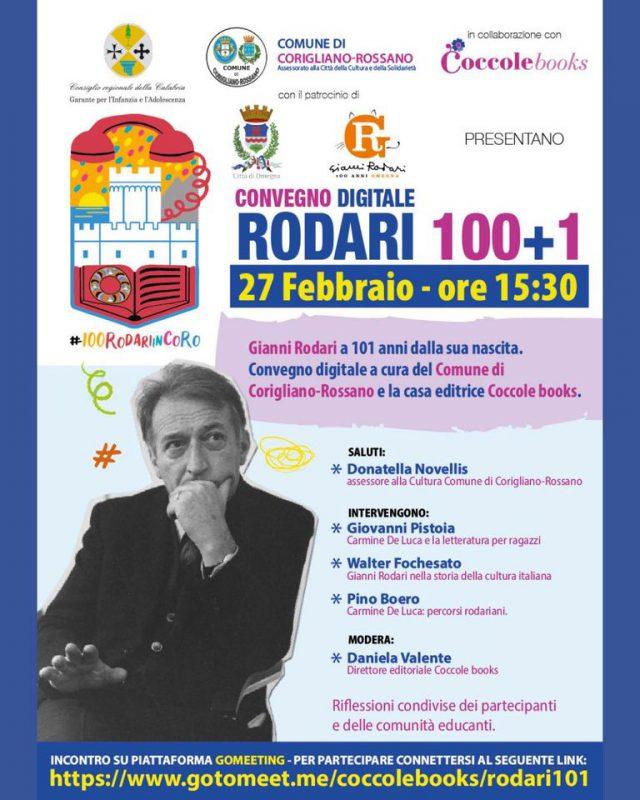 Un convegno per parlare di letteratura per l'infanzia e rendere omaggio a Carmine De Luca, importante figura della letteratura per ragazzi.