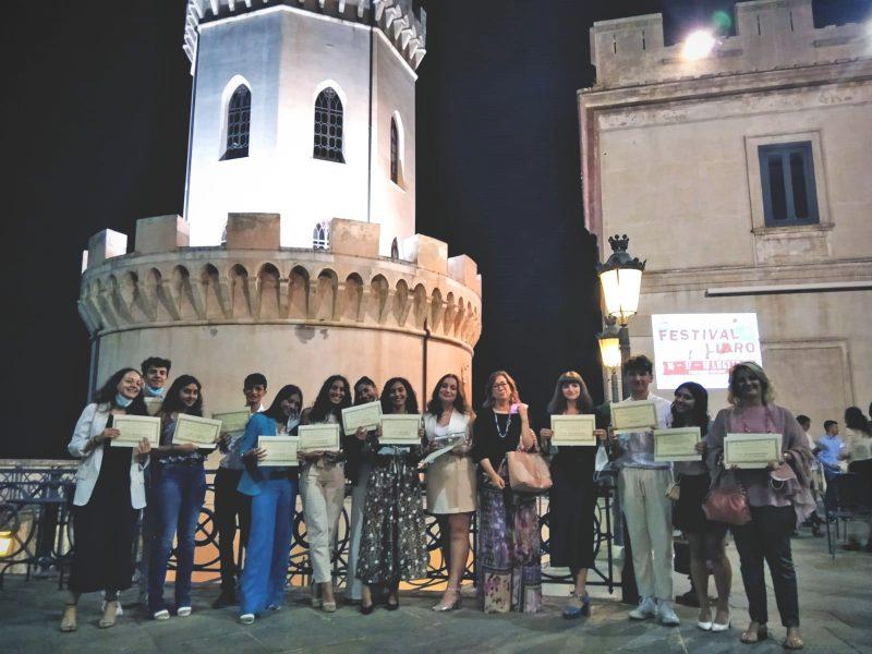 festival del lubro, premiazione concorso artistico letterario la città in cui vivo, corigliano rossano, adolescenti, scuole superiori