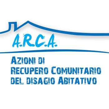 Logo A.R.C.A. Azioni di Recupero Comunitario del disagio Abitativo