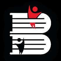 Logo BIBLIOTECA, una risorsa per la comunità