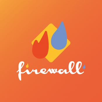 Logo Firewall. Sistema Territoriale Integrato di Gestione del Rischio Incendi (STIGRI)