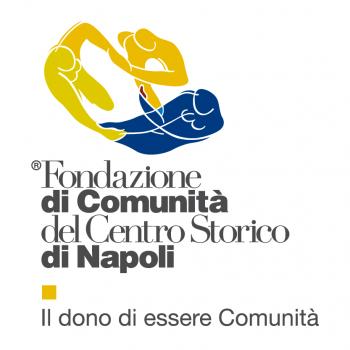Logo Fondazione di Comunità del Centro Storico di Napoli