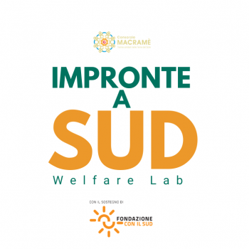 Logo IMPRONTE A SUD – Welfare Lab