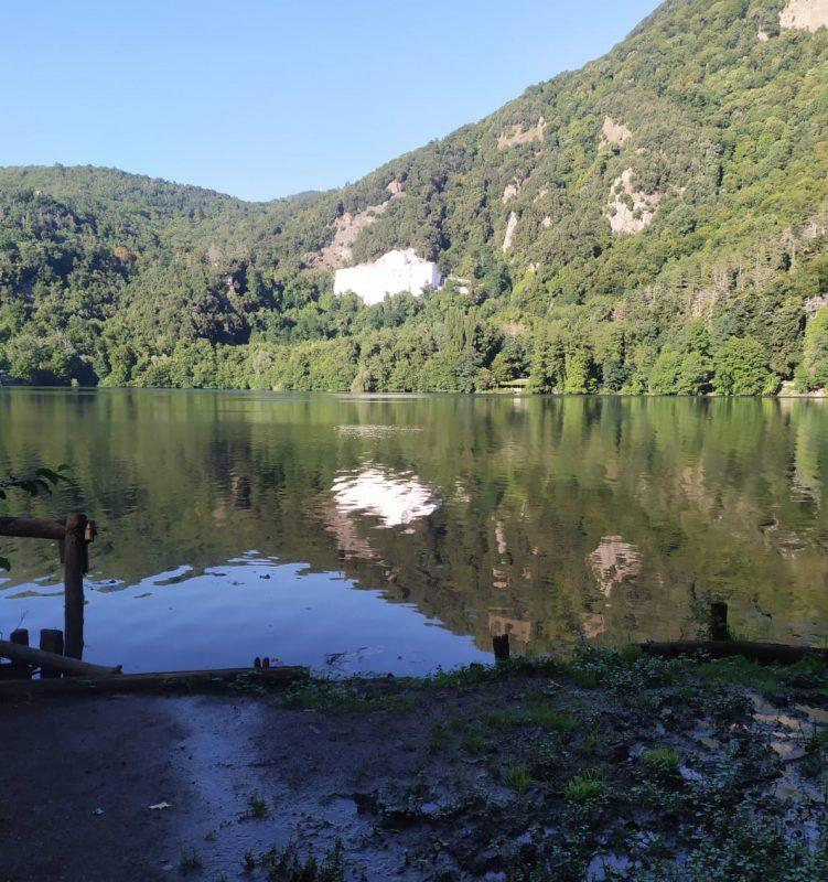 Laghi di Monticchio Lake Best