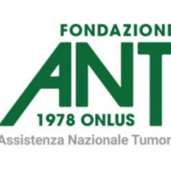 Logo Progetto ANT: Salute e qualità di vita a Taranto