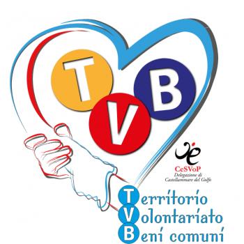 Logo T.V.B. – Territorio, Volontariato, Bene comune
